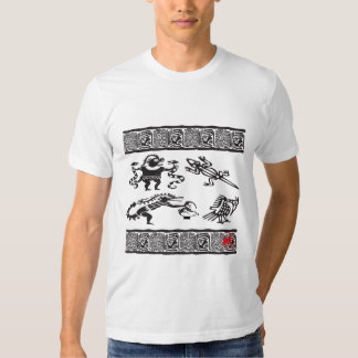 aztec thirt by rogers bros t shirt