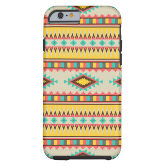 Aztec Tribal Native American iPhone 6 Case