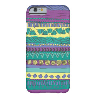 Aztec Tribal Pattern iPhone 6 Case