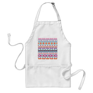 Aztec Tribal pattern graphic Apron