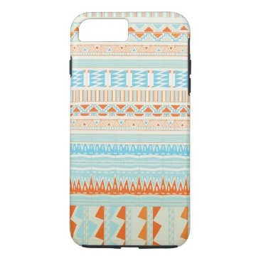 Aztec Themed Aztec tribal pattern iPhone 7 plus case
