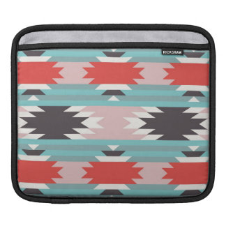 Aztec Tribal Pattern Native American Prints Sleeve For iPads