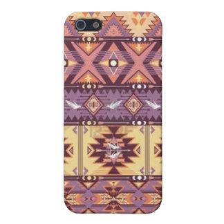 Aztec tribal prin iphone 5 case