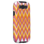 Aztec Tribal ZigZag Galaxy S3 Covers