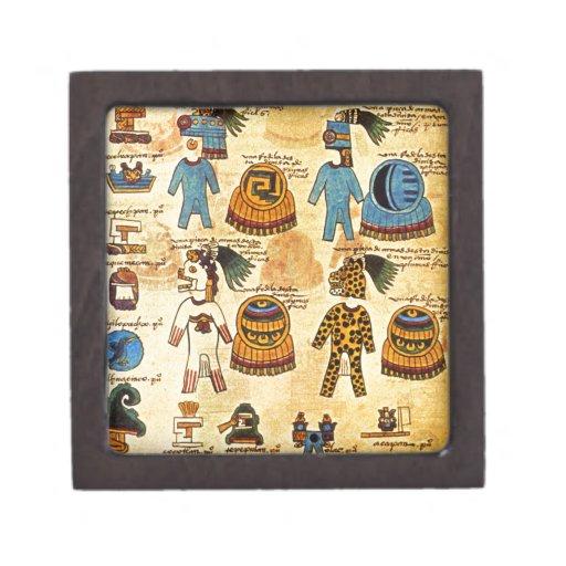 Aztec Tribute Box