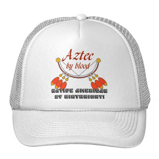 Aztec Trucker Hat