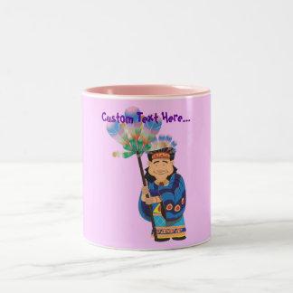 Aztec Two-Tone Coffee Mug
