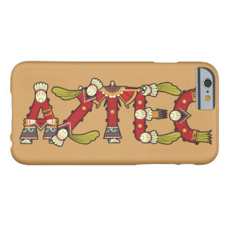 Aztec typographic iPhone 6/6s case Barely There iPhone 6 Case