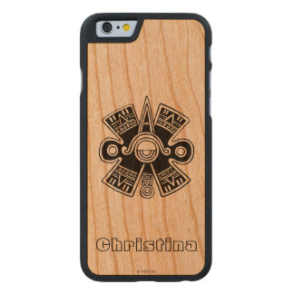 Aztec Universe Carved® Cherry iPhone 6 Case