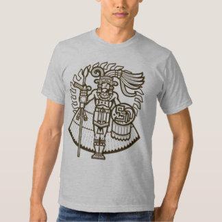 AZTEC Warrior APPAREL Tee Shirt