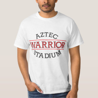 Aztec Warrior Stadium T-shirt