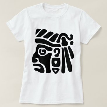 Aztec Themed Aztec Warrior T-Shirt