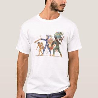 Aztec Warriors T-Shirt