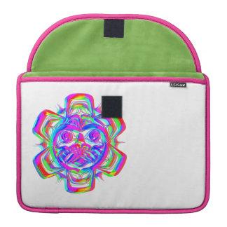 Aztec wheel MacBook pro sleeves