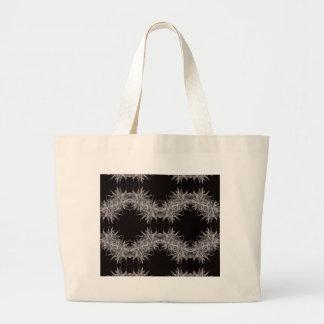 Azteca 3 bolsa tela grande