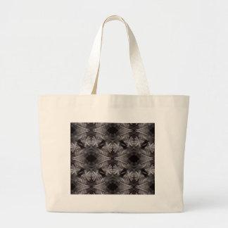 Azteca 4 bolsa tela grande