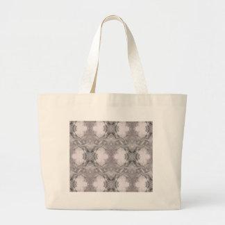 Azteca 5 bolsa tela grande