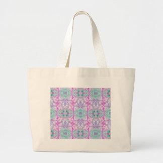 Azteca 8 bolsa tela grande