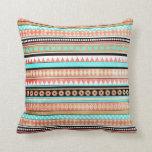 Azteca de moda almohada