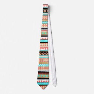 Azteca de moda corbatas personalizadas