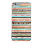 Azteca de moda funda de iPhone 6 barely there