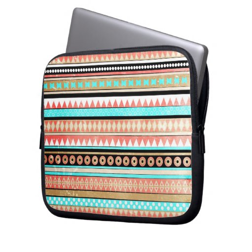 Azteca de moda funda portátil