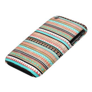Azteca de moda iPhone 3 cárcasas