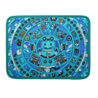 ~ azteca del símbolo del día del juicio final del funda para macbook pro
