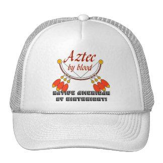 Azteca Gorros Bordados