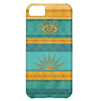 Azteca Sun de Santa Fe Funda Para iPhone 5C