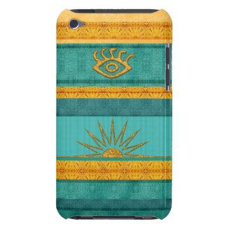 Azteca Sun de Santa Fe iPod Touch Case-Mate Carcasas