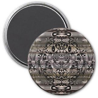 Azteclan Magnet