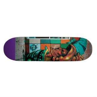Aztek Funk Skateboard Deck