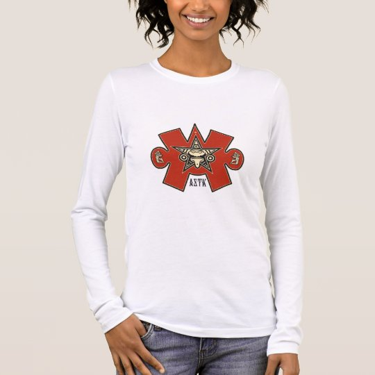 AZTK-K-lndrio Long Sleeve T-Shirt