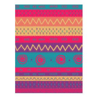 Azúcar azteca postal