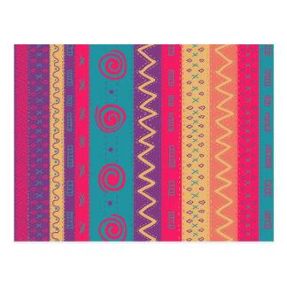 Azúcar azteca tarjetas postales