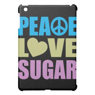 Azúcar del amor de la paz