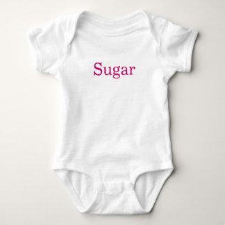 Azúcar y especia (2 lados) body para bebé