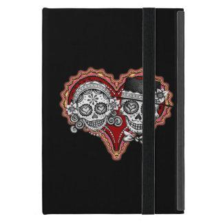 Azucare caja del iPad de los pares del cráneo la m iPad Mini Coberturas