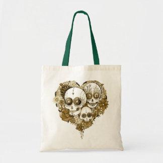 azucare el día de la flor del cráneo de la bolsa d
