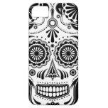 Azucare el día del arte del cráneo del caso muerto iPhone 5 cárcasas