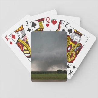 Azufre, naipes ACEPTABLES del tornado EF3 Barajas De Cartas