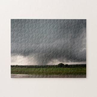 Azufre, rompecabezas ACEPTABLE del tornado EF3