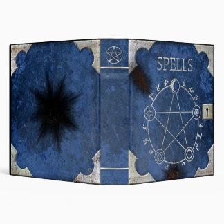 """Azul 1,5"""" de la carpeta del encanto"""