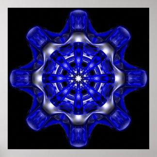 Azul 20Large Impresiones