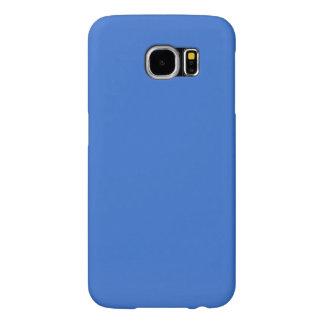 Azul adaptable moderno del zafiro funda samsung galaxy s6