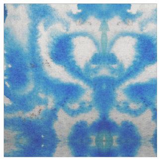 Azul aguado telas