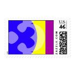 azul amarillo púrpura envio