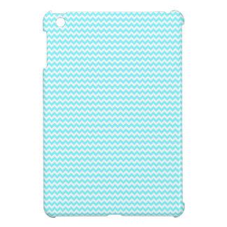 Azul blanco y eléctrico del zigzag -