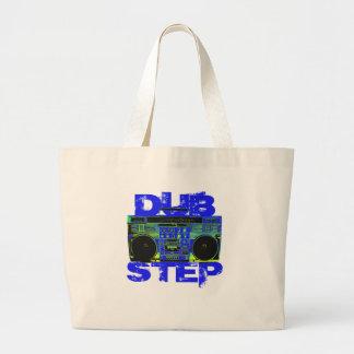 Azul Boombox de Dubstep Bolsa